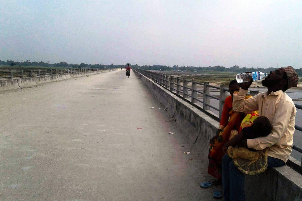 सडक नबन्दा मेची पुल सञ्चालनमा आएन