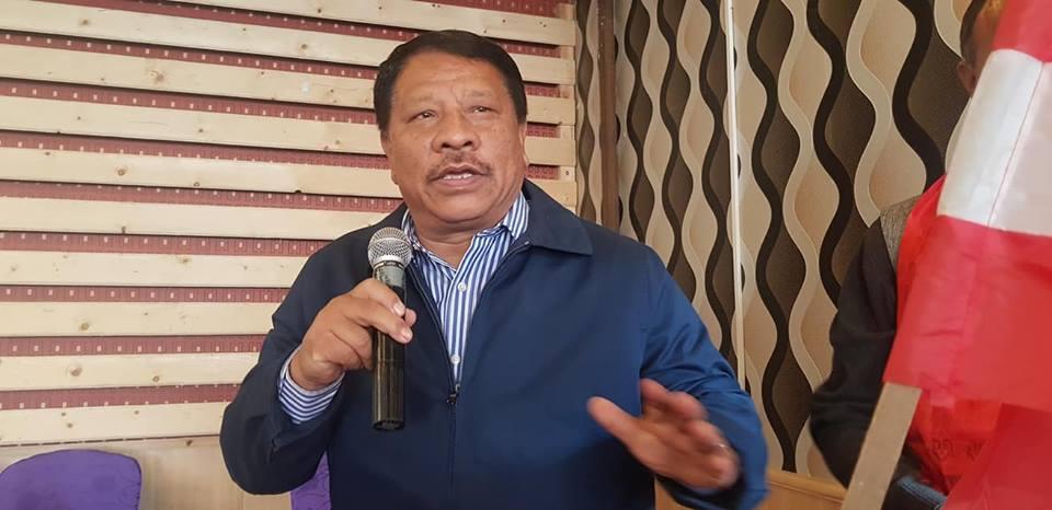 जनतालाई बेवास्था गरेर नेताका हनुमान अट्ने गरी विधान संशोधन हुँदैनः नेता सिंह