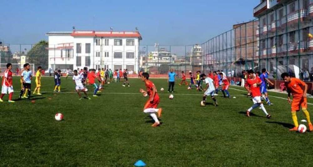 'ए' डिभिजन लिगः चौथो चरणका खेलहरू आजदेखि शुरु हुदैँ