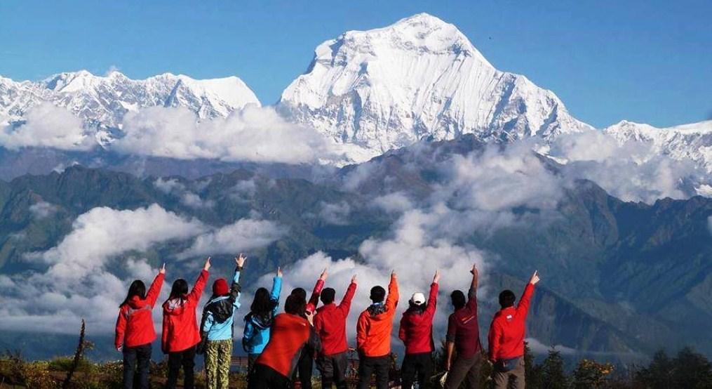 रुइसेदेखि धौलागिरि आइसफल क्षेत्र नयाँ पर्यटकीय गन्तव्य