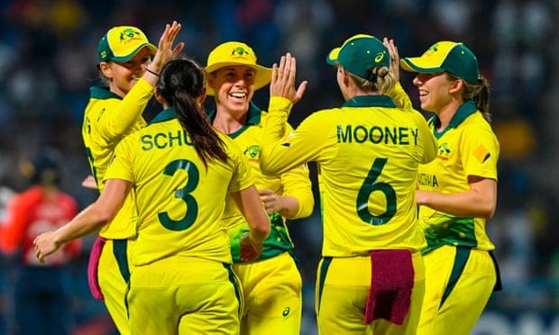 आईसीसी महिला टी–२० विश्वकपको उपाधि अष्ट्रेलियालाई
