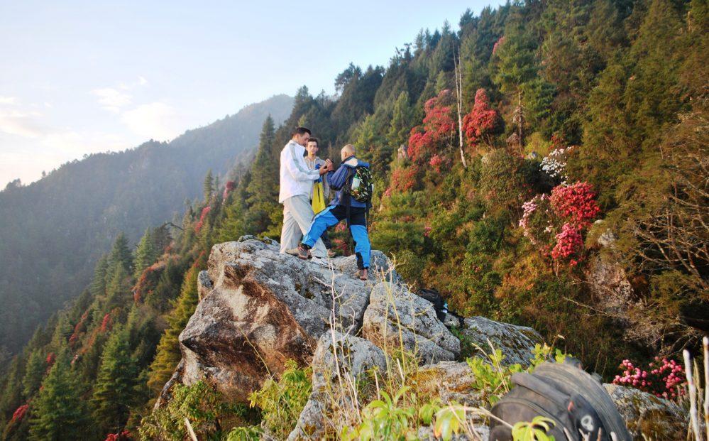 थपिएका पर्वतका पाँच गन्तव्य पर्यटकीय सूचीमा