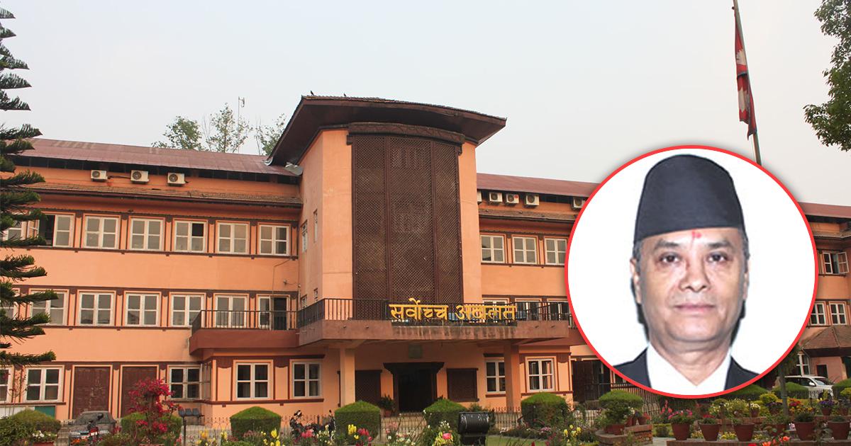 नेपाल बहुजाति, बहुधार्मिक मुलुक होः प्रधानन्यायधीश राणा