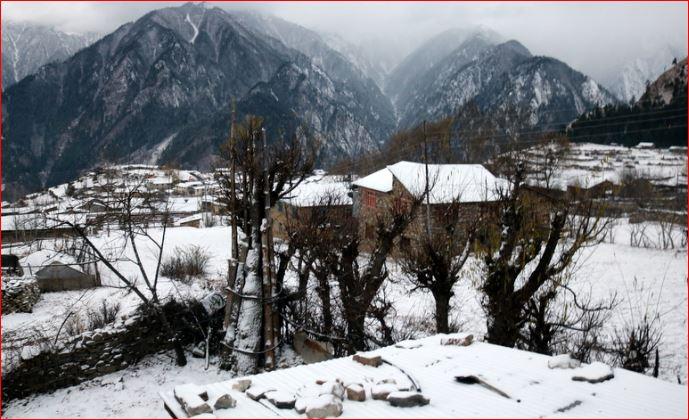 हुम्लामा पुनः हिमपात, कार्यालय बन्द