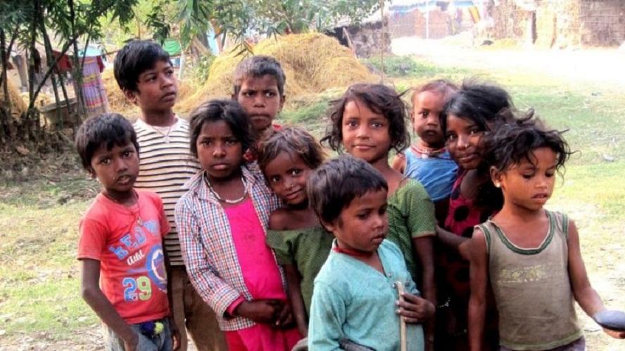 चार गाउँका बालबालिका विद्यालयको पहुँच बाहिर