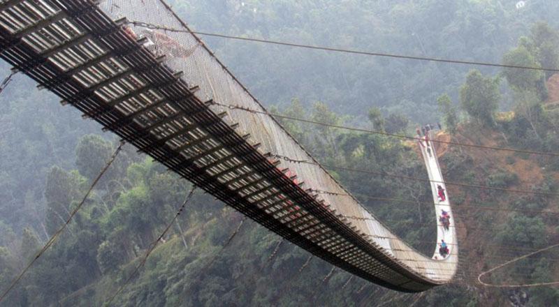 यस वर्ष देशभर १ सय झोलुङ्गे पुल निर्माण गरिने