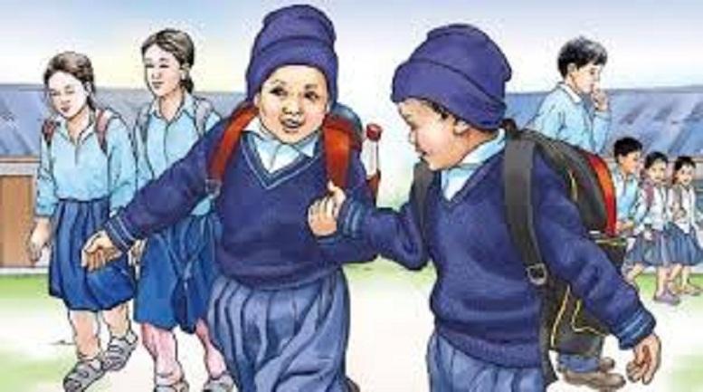 बोटे बस्तीका बालबालिकामा शिक्षाको लहर
