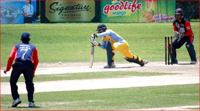 मनमोहन स्मृति कप क्रिकेट शुरु