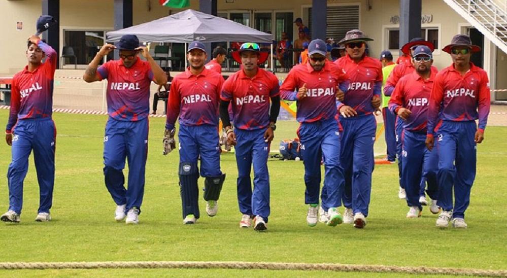 नेपाल र युएईविरुद्धको पहिलो एक दिवसीय खेल शुक्रबार