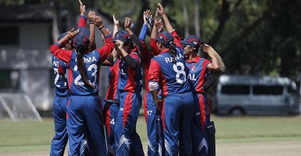 इण्डोनेसियालाई ९२ रनले पराजित गर्दै नेपाल टि–२० स्म्यास क्रिकेट प्रतियोगिताको फाइनलमा