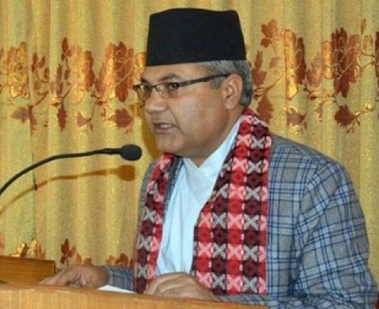 बालुवाटार जग्गा प्रकरण–प्रवक्ता बाँस्कोटाको दाबीः महासचिव पौडेललाई सरकारले क्षतिपूर्ति दिदैन