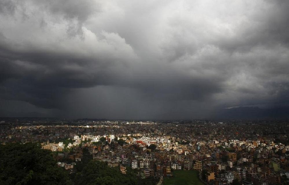 काठमाडौँ उपत्यकासहित देशभरको मौसम बदली