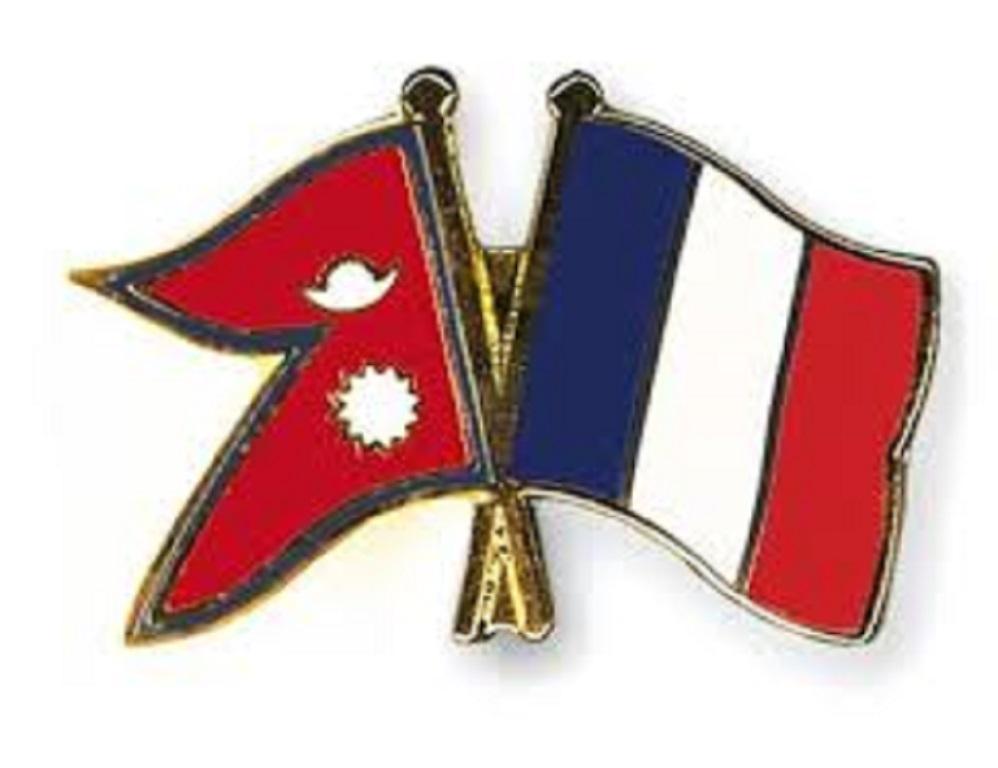 फ्रान्सका विदेश सचिव आउँदै