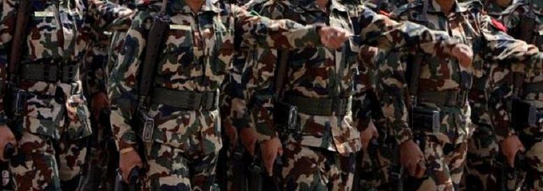 कठिन जङ्गल युद्धकला सिक्न विदेशी सैनिक आकर्षित हुँदै