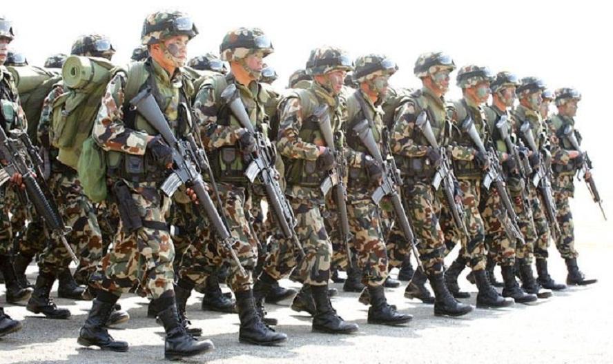 हराइरहेका गोठालोको खोजी गर्न सेना परिचालन