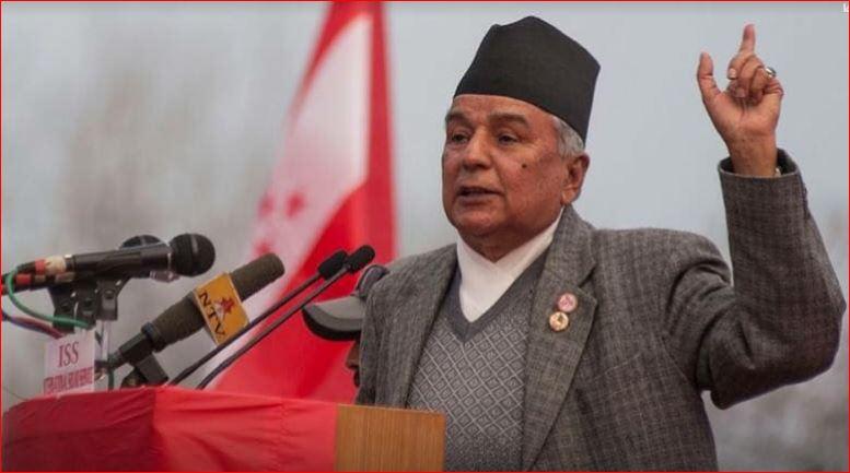 खेलकूदको क्षेत्रबाट नेपाल विश्व समुदायमाझ चिनिन सफल भएको छः वरिष्ठ नेता पौडेल
