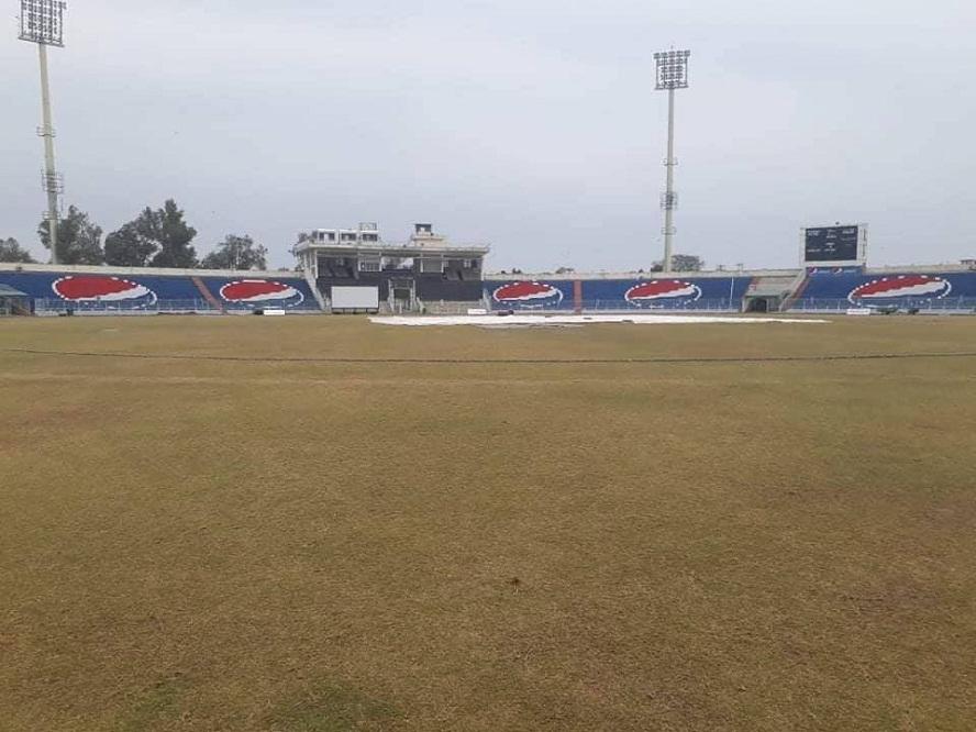नेपाल–पाकिस्तानबीचको खेल वर्षाका कारण रद्द