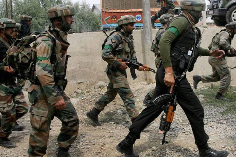 दशगजामा भारतीय एसएसबीले चलायो गोली, दुई जवान पक्राउ