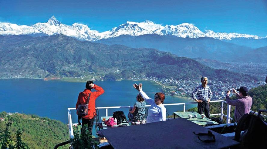 विदेशी पर्यटकका लागि भेज खानाको मूल्य ४५०, संख्या बढेको बढ्यै