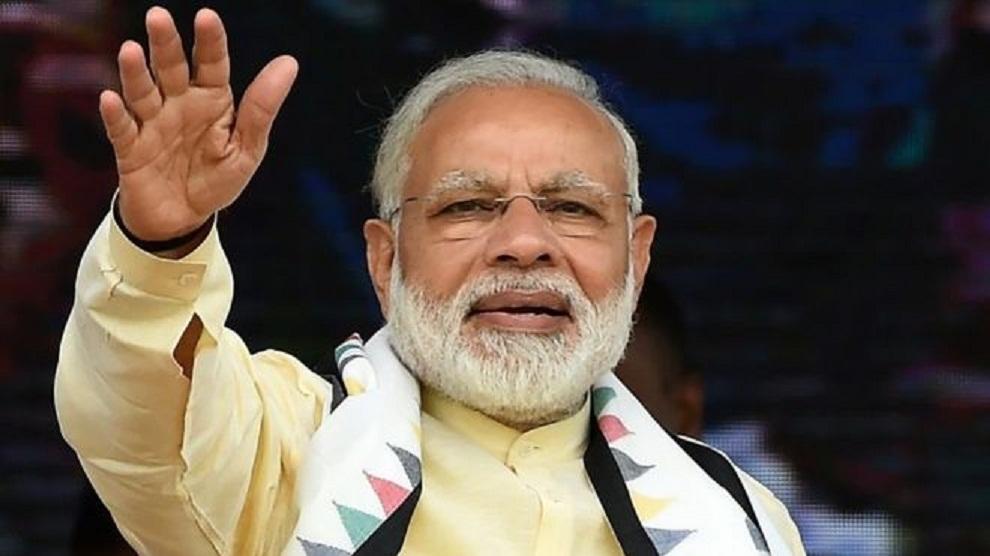 भारतीय प्रधानमन्त्री मोदी बिस्केकमा