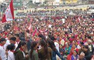 काँग्रेस जनजागरणः  ८ हजार कार्यक्रममा नेकपाका ५३ हजार ४७९ जना नेता/कार्यकर्ता काङ्ग्रेस प्रवेश