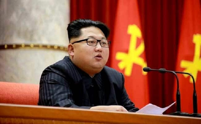 उत्तर कोरियाद्धारा क्षेप्यास्त्र परीक्षण
