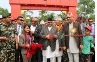 नेपाली समाजको वास्तविक हिरो मदन भण्डारी- प्रधानमन्त्री ओली