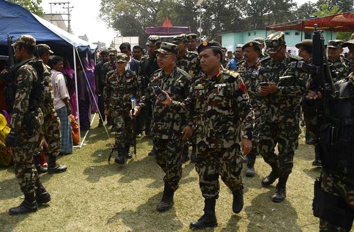 नेपाली सेनाद्वारा मस्यौदा चुहावट गर्नेलाई सचेत