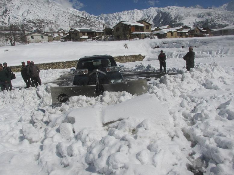 केही स्थानमा अझैं वर्षा, र हिमपातको सम्भावना छः मौसम विज्ञान विभाग
