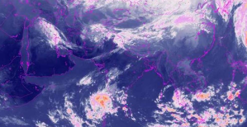 पश्चिमी वायु र स्थानीय वायुको सम्मिश्रणको प्रभावले पुनः वर्षा दोहोरियो