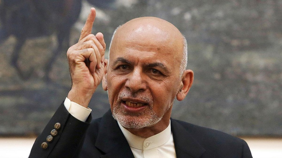 अफगानीस्तानी अदालतद्वारा घानीको कार्यकाल थप