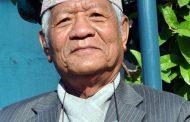 पूर्व कुलपति बैरागी काइँलाको स्वास्थ्यमा सुधार