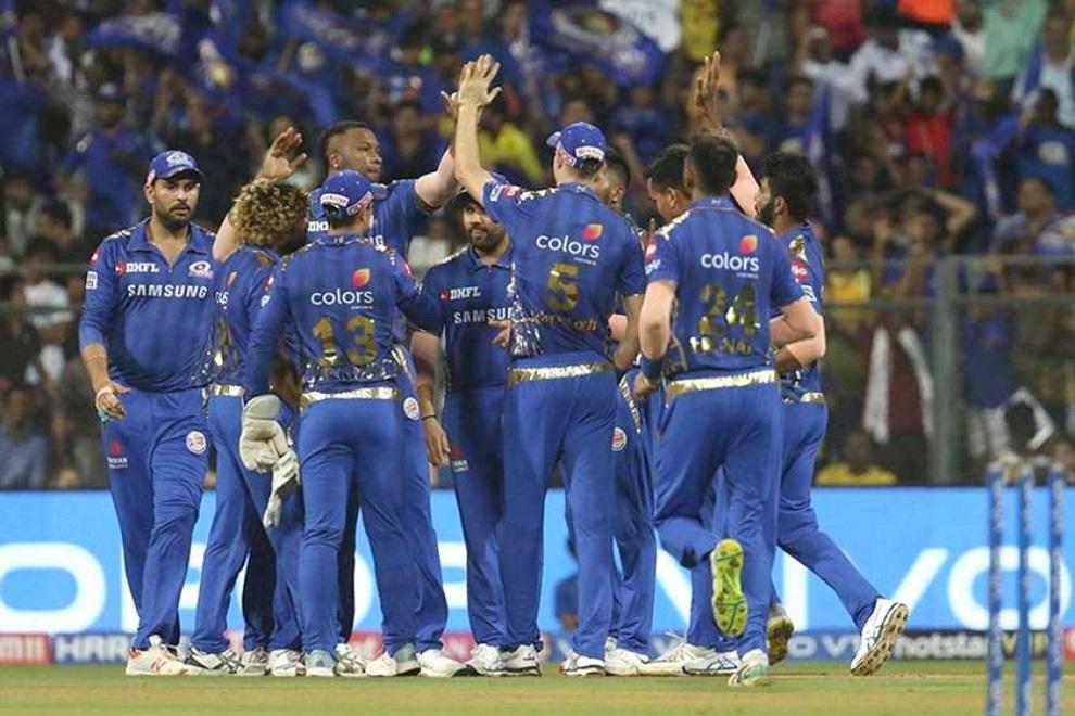 आईपीएल क्रिकेटमा चेन्नाईलाई मुम्बई इण्डियन्सले ३७ रनले हरायो