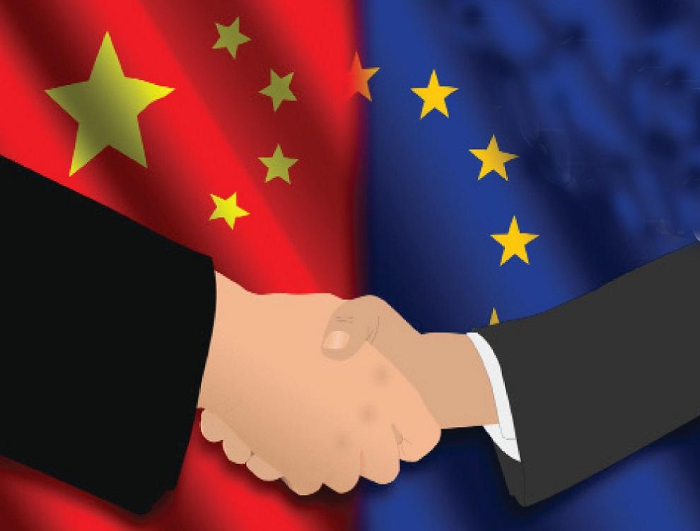 चीन–युरोप कारोबार झण्डै सात अर्ब अमेरिकी डलर