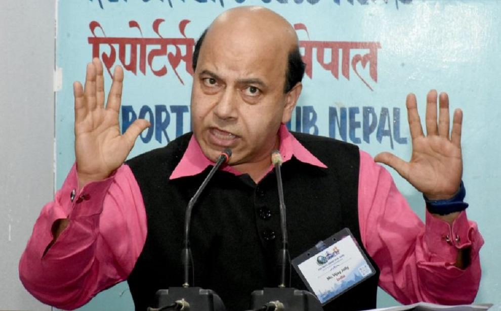 हवाई दुर्घटनाको सत्यतथ्य सार्वजनिक हुनुपर्ने भारतीय नेता जोलीको जोड
