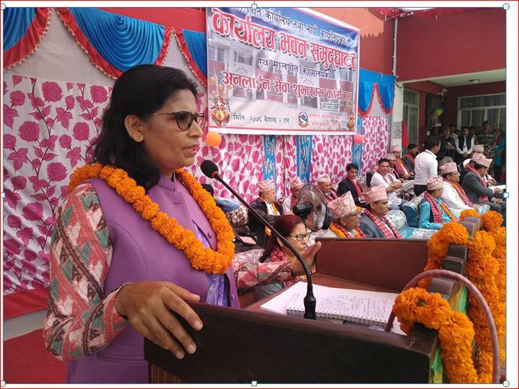 अन्य देशका युवालाई २० वर्षभित्र नेपालमा रोजगारी दिने बाटोको सिर्जना गर्छु– मन्त्री अर्याल