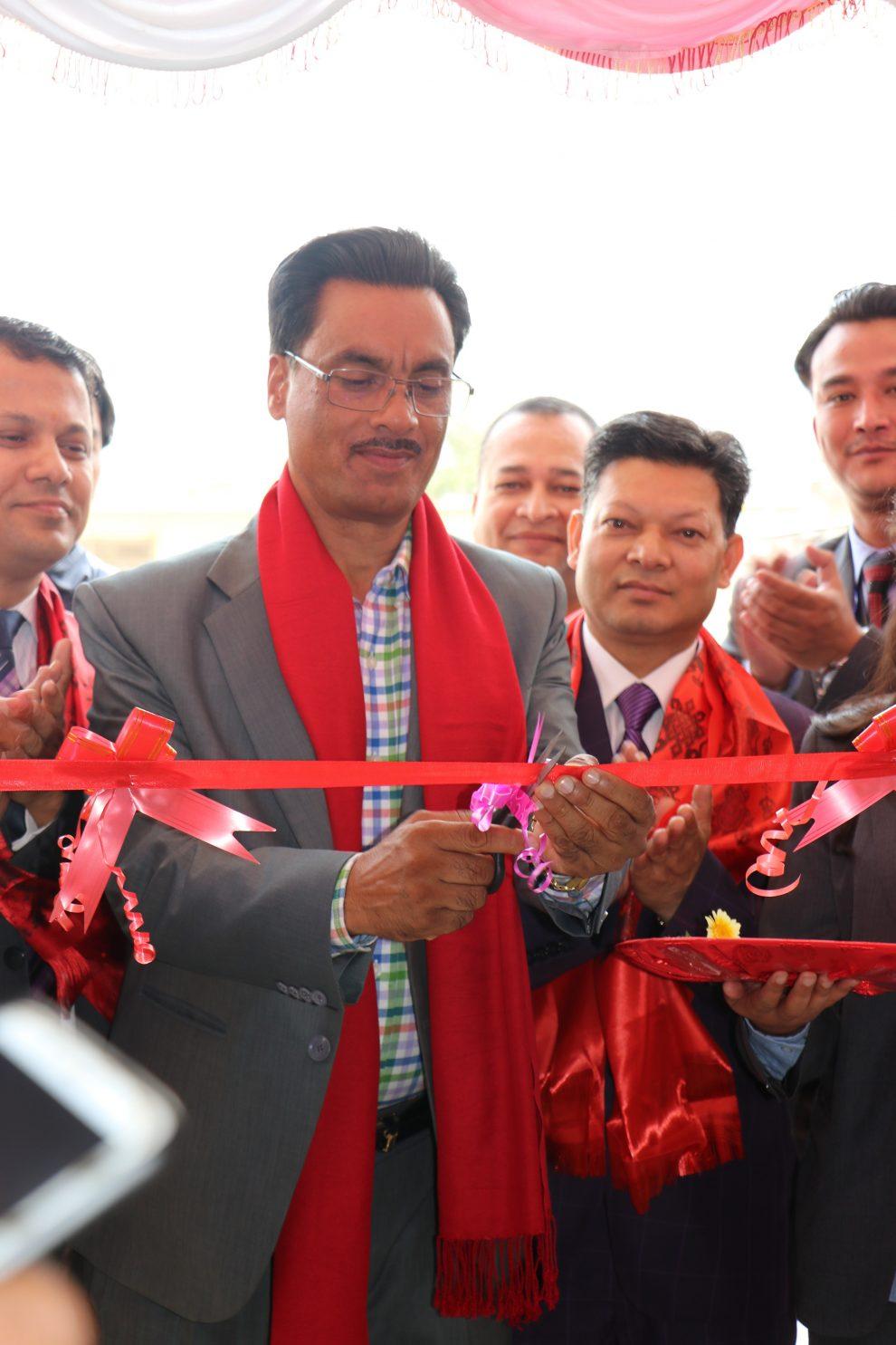 मुक्तिनाथविकास बैंकको नयाँशाखा अब काठमाडौंको ढुङ्गाअड्डामा