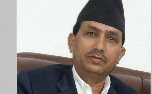 Health Minister Dhakal inspects Dadeldhura Hospital
