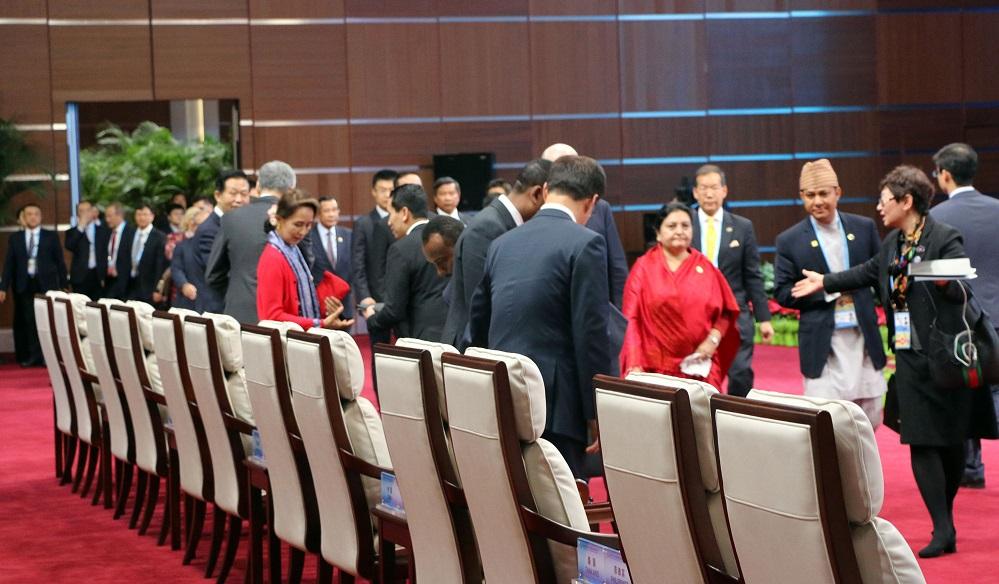 नेपाल सन् २०३० अगावै मध्यम आय भएको मुलुक बन्न चाहन्छ- राष्ट्रपति भण्डारी