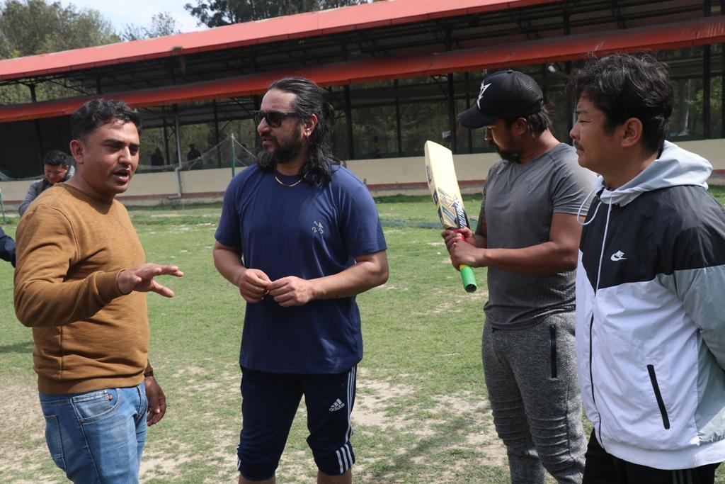 पानीले रोक्यो धुर्मुसको मातृभूमि कप क्रिकेट