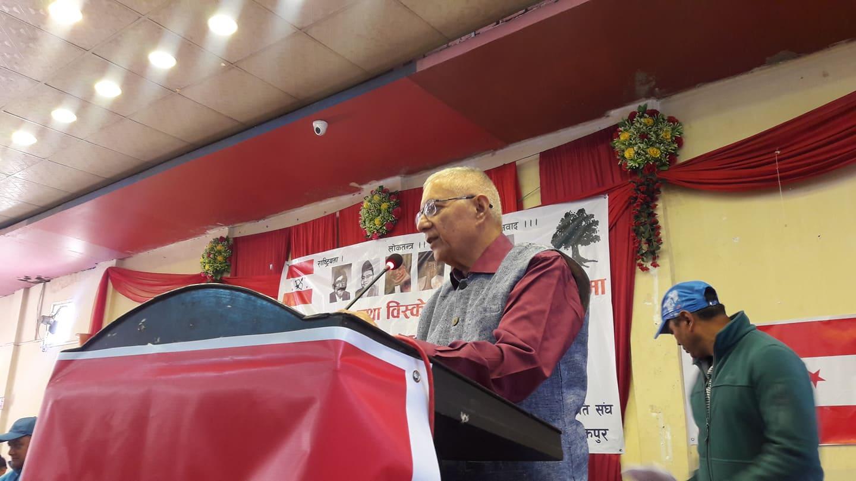 विदेशमा प्रधानमन्त्री र राष्ट्रपति जेल जान्छन् नेपालमा पनि भ्रष्टारको प्रमाण भेटिए छाड्नुहुन्नः डा कोईराला