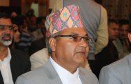 ७० करोड घुष काण्डमा फसेका मन्त्री बाँस्कोटाले दिए राजीनामा