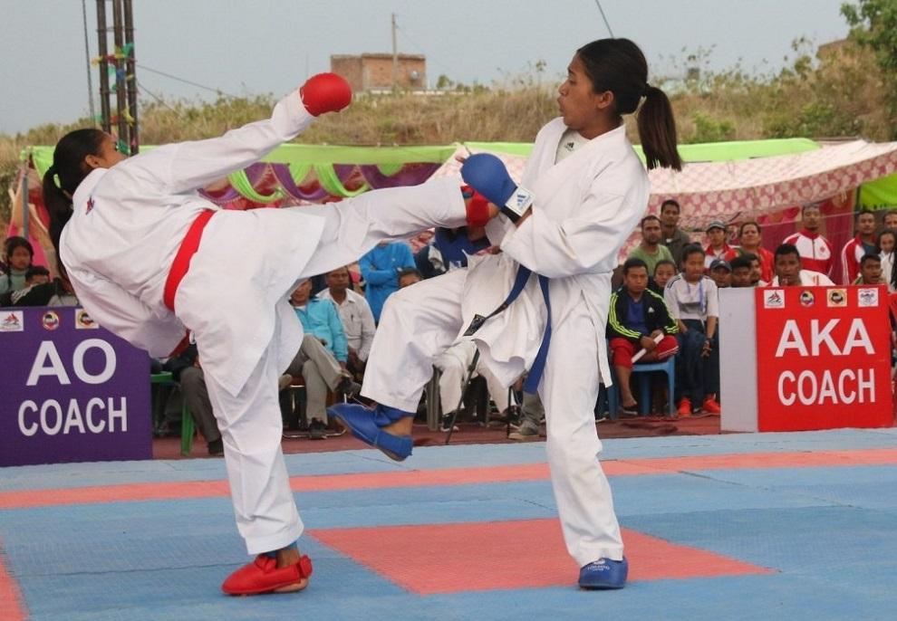 आठौँ राष्ट्रिय खेलकूदः तेक्वान्दो र कराँतेमा विभागीय टोलीको जीत