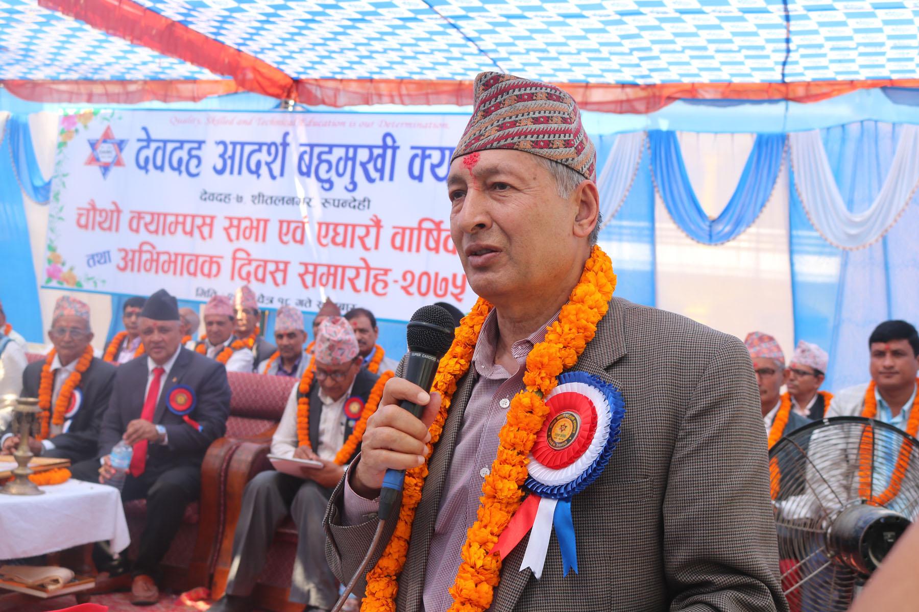 लुम्बिनीमा विदेशी लगानी गर्न तयार छन् –अर्थमन्त्री