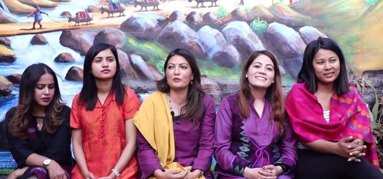नबिना लामा बनिन् उद्यमी, ४ महिलालाई साथमा लिएर खोलिन् बानेश्वरमा रेष्टुरेण्ट