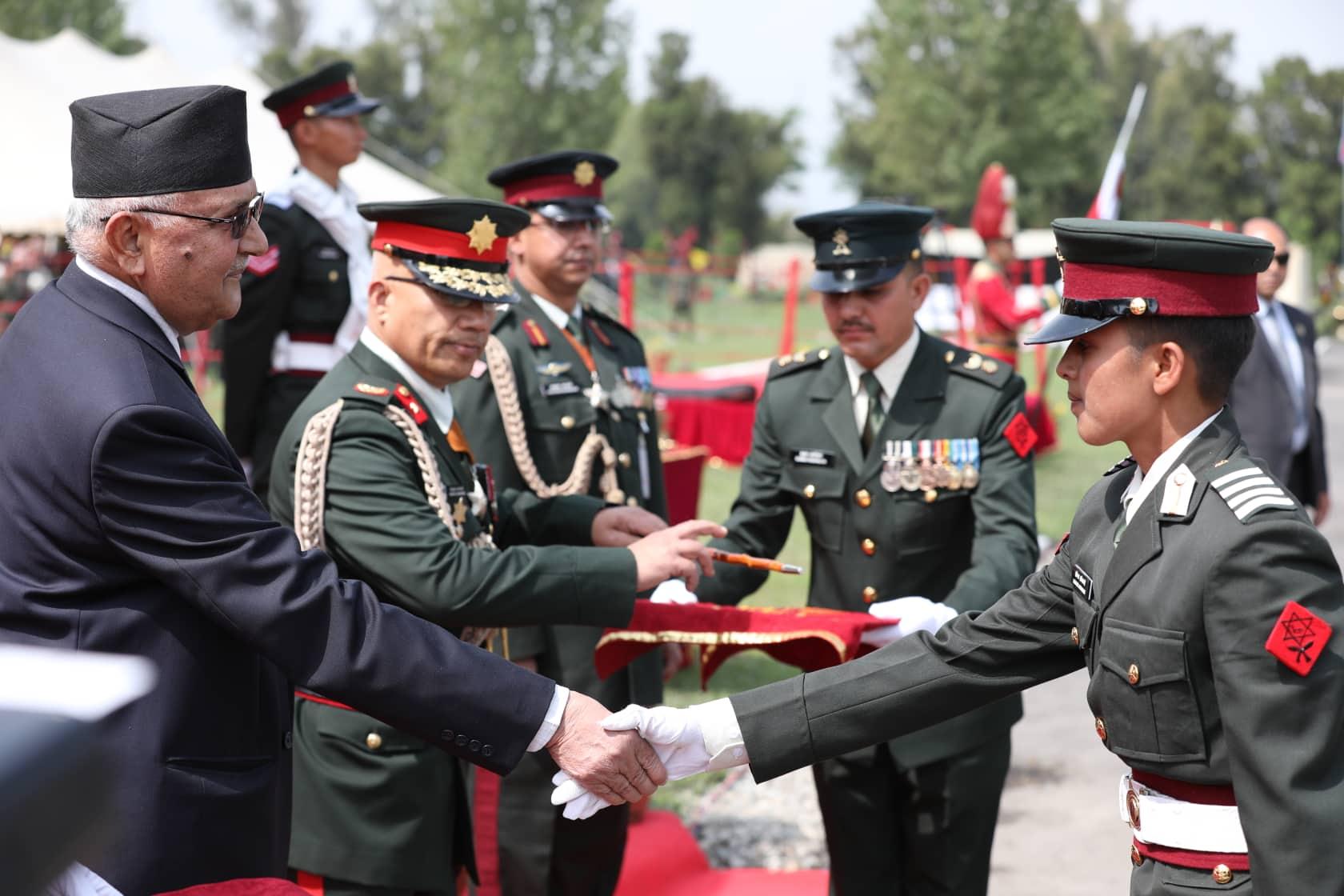 पृथ्वीनारायणको नेतृत्वमा थालिएको नेपाल एकिकरण  नेपाली सेनाले अन्त्य गरेको सत्य होः प्रधानमन्त्री