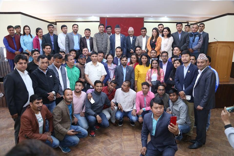 नेपालाई विद्वानहरुको देश बनाउने अभियानमा सरकार लागेको छः प्रधानमन्त्री