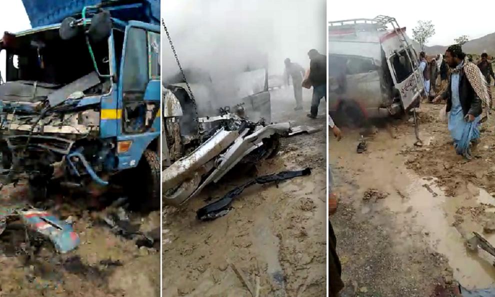 सवारी दुर्घटनामा ११ जनाको मृत्यु