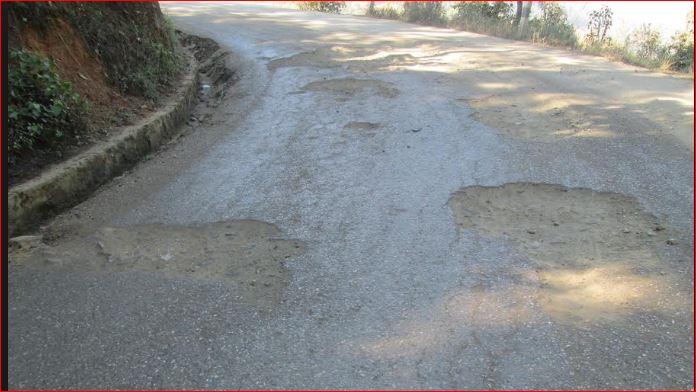 राप्ती लोकमार्ग दैनिक नौ घण्टा बन्द हुने