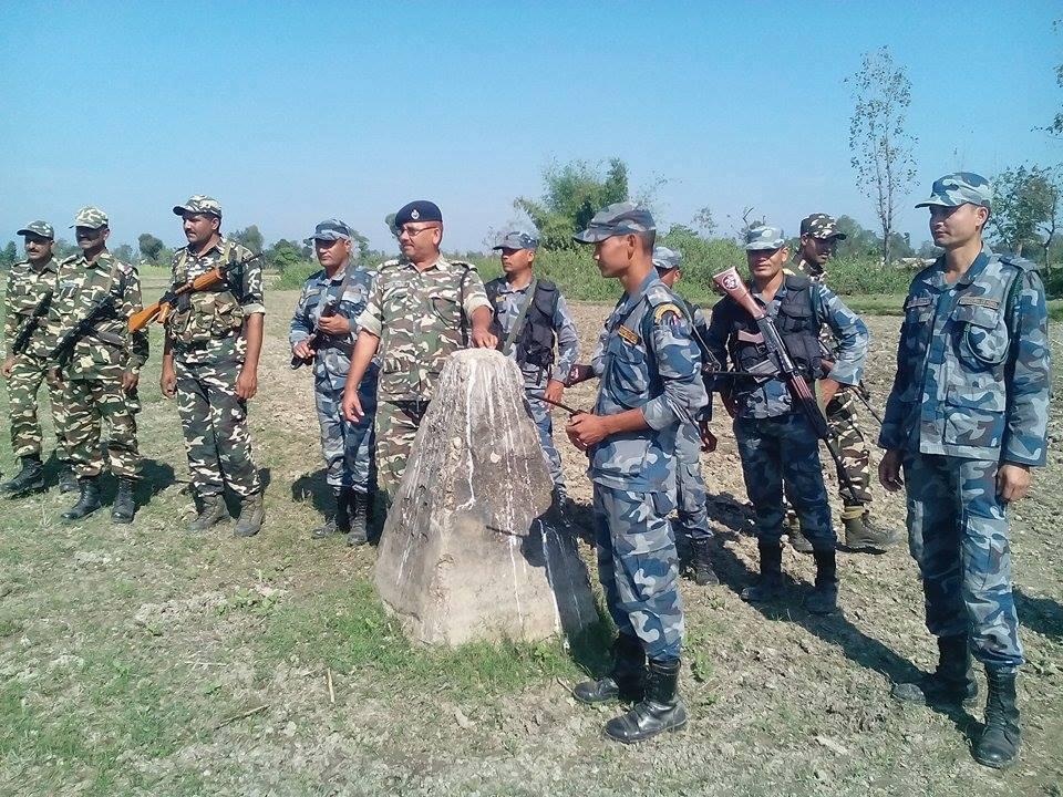 नेपाल–भारत सीमा क्षेत्रमा उच्च सतर्कता